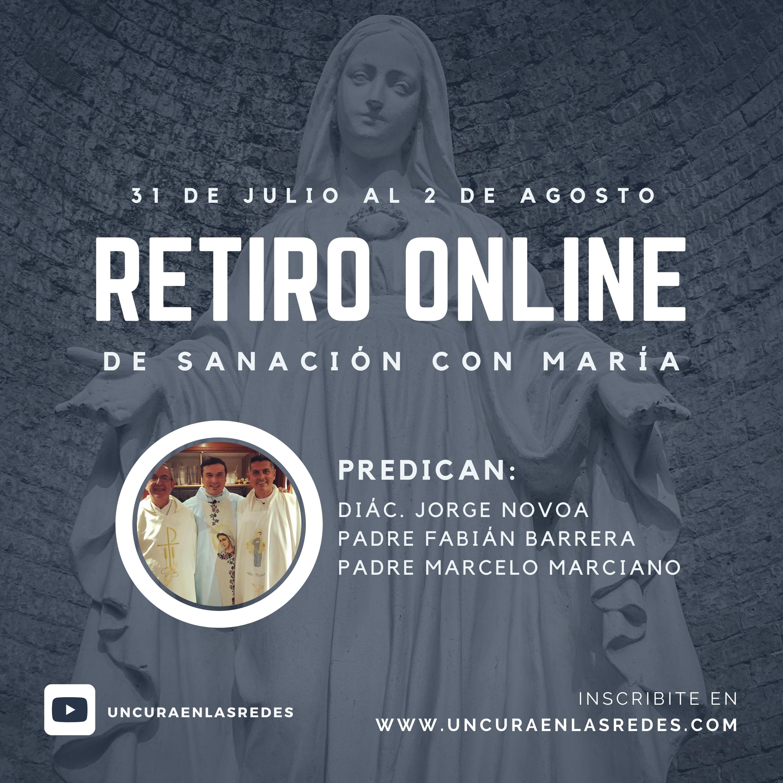Retiro de sanacion online